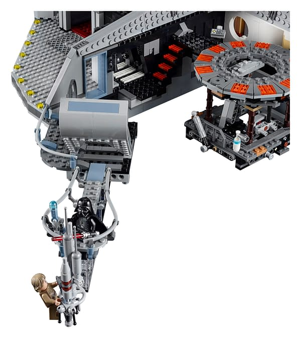 LEGO Star Wars Betrayal at Cloud City 5