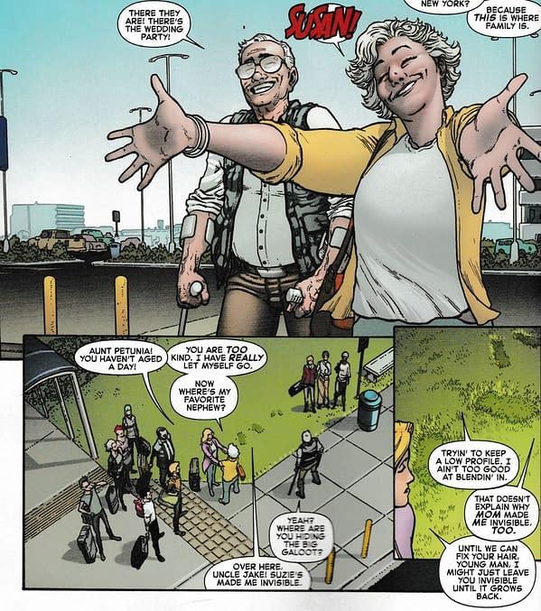 Fantastic Four #5 Tops Comixology Bestseller List 28th December 2018