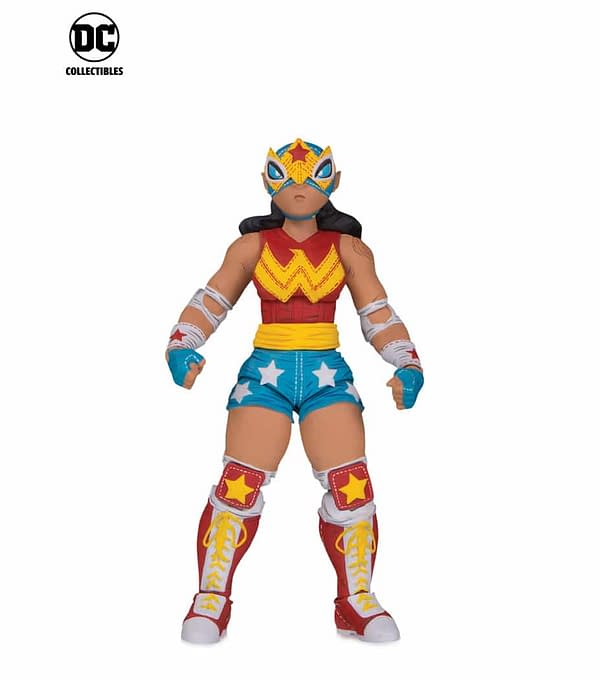 DC Collectibles DC Lucha Libre Figures 7