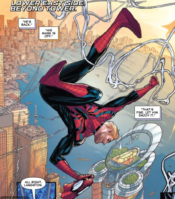 Peter Parker Lost His Trademark To Amazing Spider-Man #75 (Spoilers)