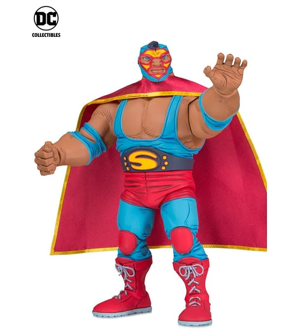 DC Collectibles DC Lucha Libre Figures 6