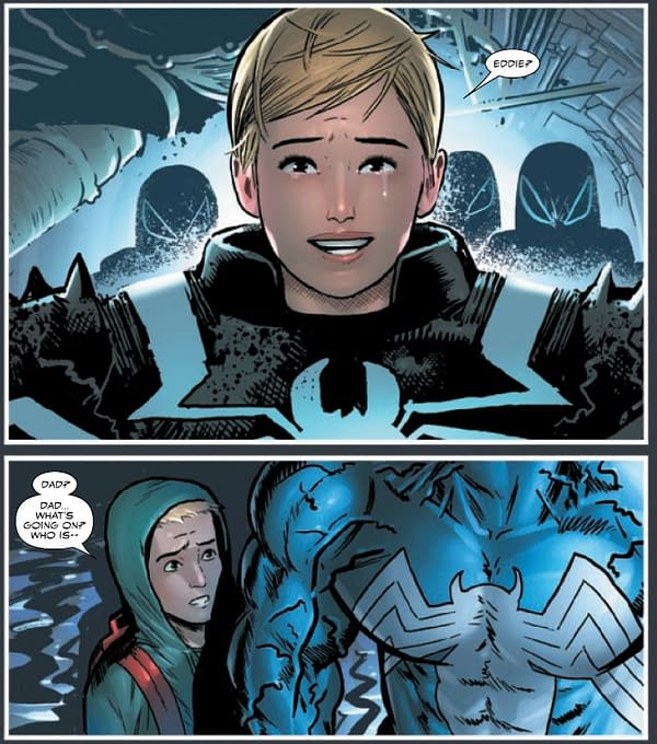 A New Agent Venom In Venom #27 Keeps It In The Family (Spoilers)