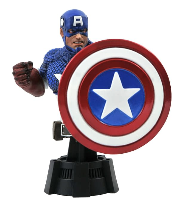 Embrace the Illusion as New Marvel Statues Are Revealed by DST