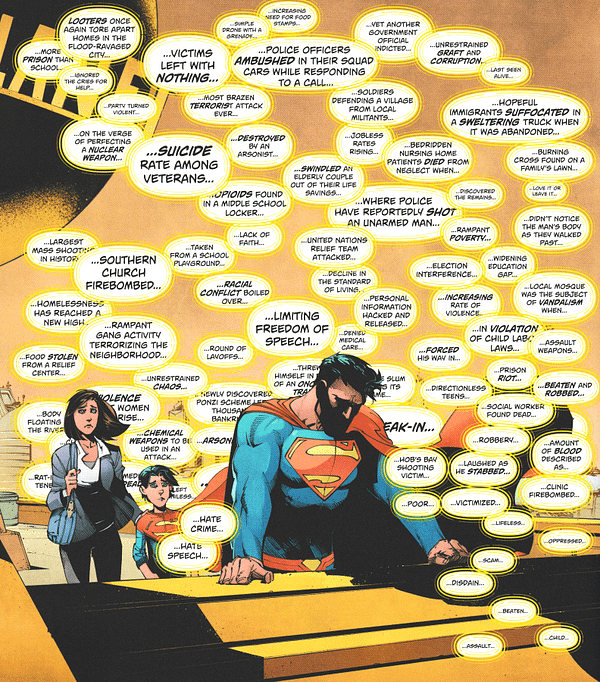 Watchmentions In Action Comics #991 – What's With Dr Manhattan, Fathers And Sons?