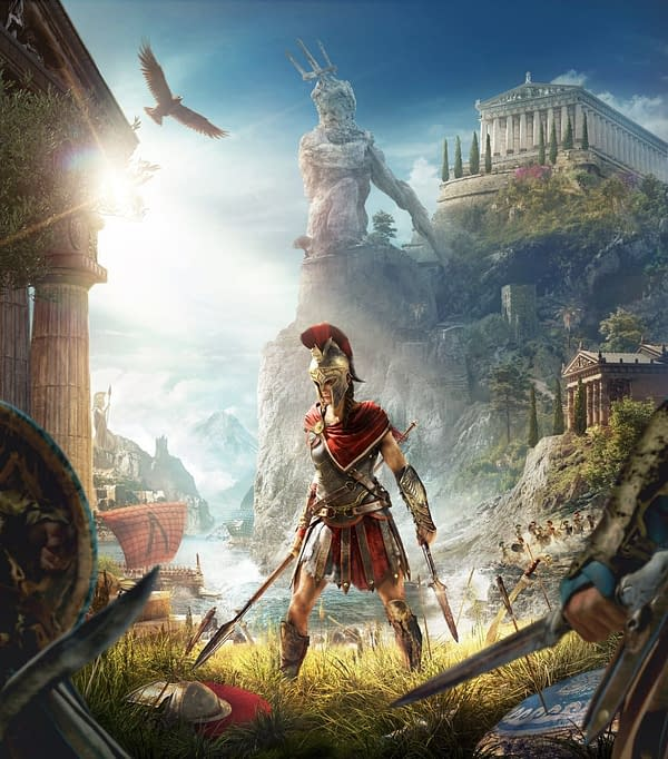 Ubisoft Reveals the Specs for Assassin's Creed: Odyssey