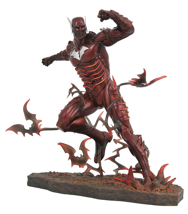 Dark Knights Metal Red Death Gallery Statue Diamond Select Toys