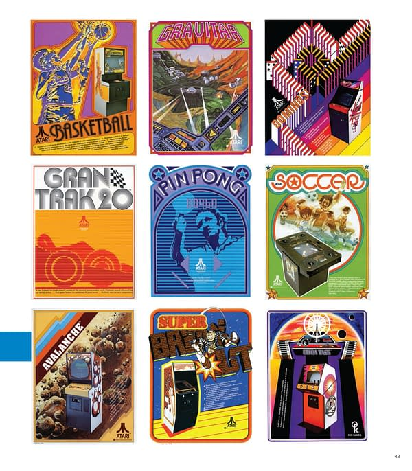 Exclusive Extended Previews – Art of Atari Signed Edition