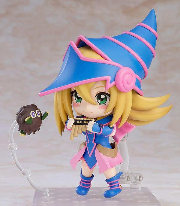 Good Smile Summons Dark Magician Girl With New Yu-Gi-Oh Nendoroid