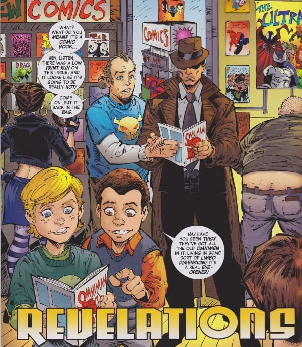 Thirteen Thoughts About Thirteen Comics – Supreme, Savage Dragon, Daredevil, Supurbia, Animal Man, Swamp Thing, Action Comics, Fanboys Vs Zombies, Danger Club, Hulk, Mudman and Wolverine And The X-Men