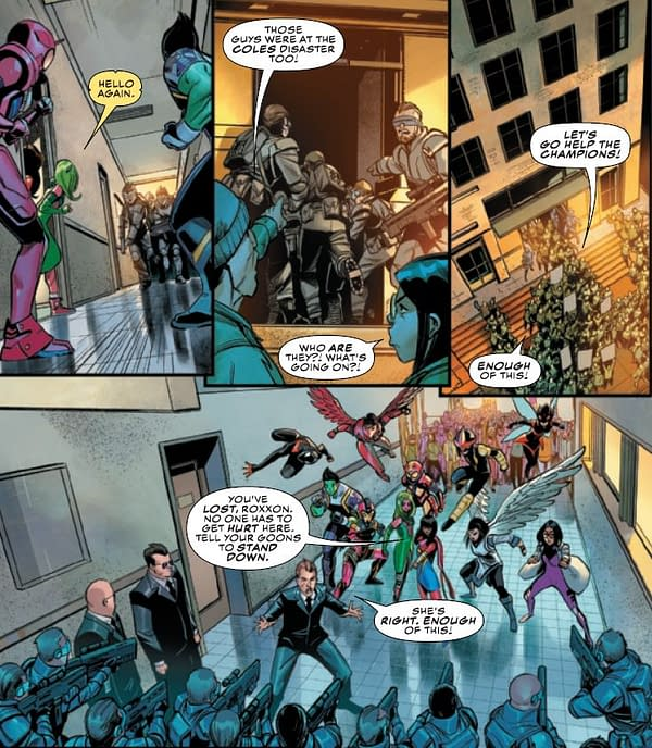 Miles Morales Gets A New Internship In The Marvel Universe (Spoilers)