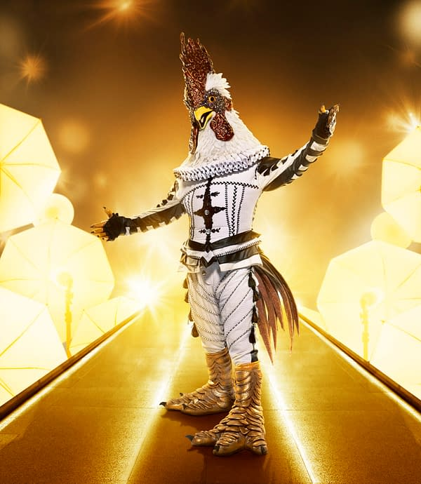 The Masked Singer S05E02: Shamrockin, Shocking Reveal; Masks Updated