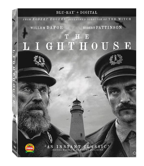 'The Lighthouse' Hit Digital Dec. 20, Blu-ray January 7