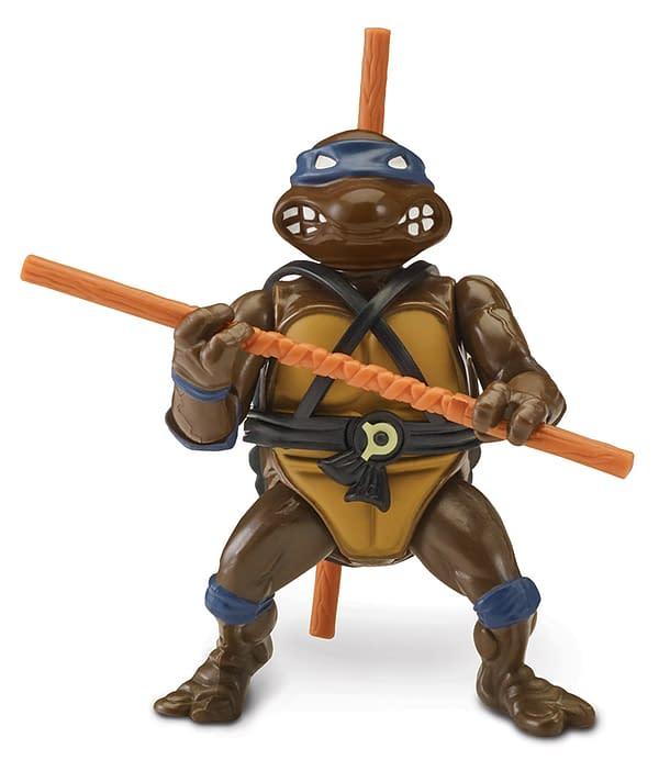 Teenage Mutant Ninja Turtles Sewer Lair Set Revealed by Playmates