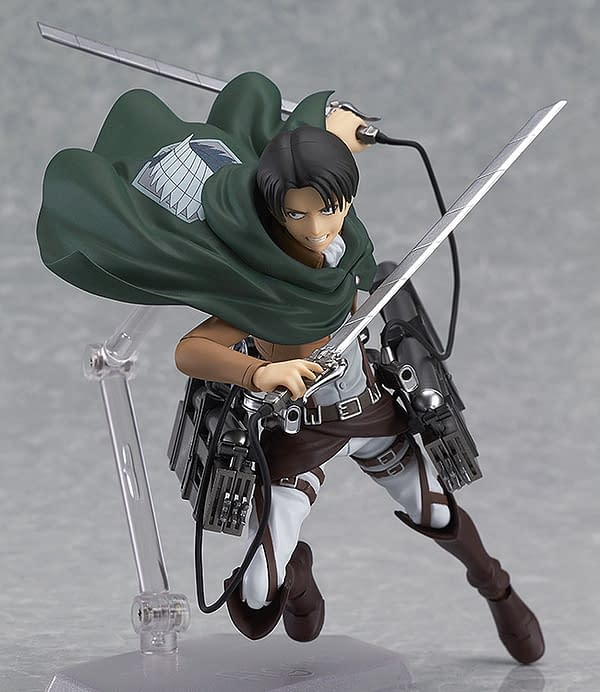 Attack on Titan Levin and Erwin Re-Releases Arrive At Good Smile