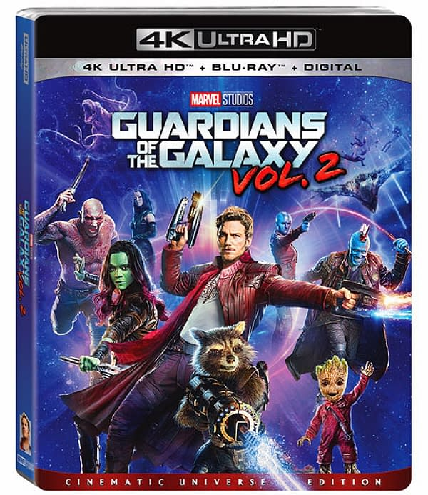 Extra, Extra! A Look At Blu-Ray/DVD Extras From August 2017