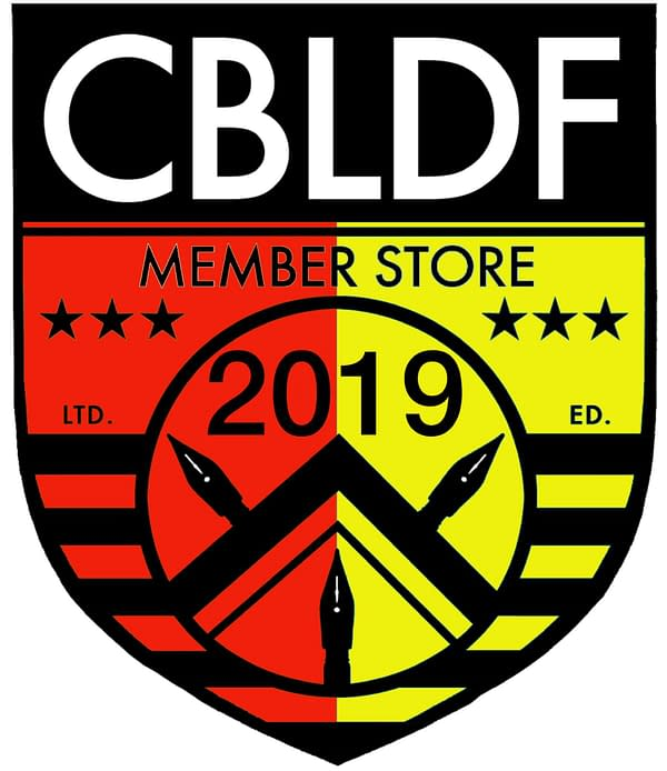 CBLDF Launches Free Webinars for Comic Book Retailers – Including Dealing With Schools, Libraries, the Law and Media