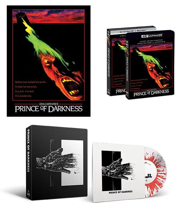 Prince Of Darkness 4K Blu-ray Coming From Scream Factory