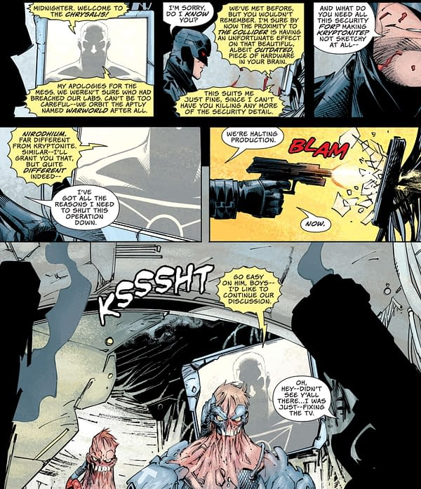 The Return Of The Authority - But What's Up With Midnighter/Apollo?
