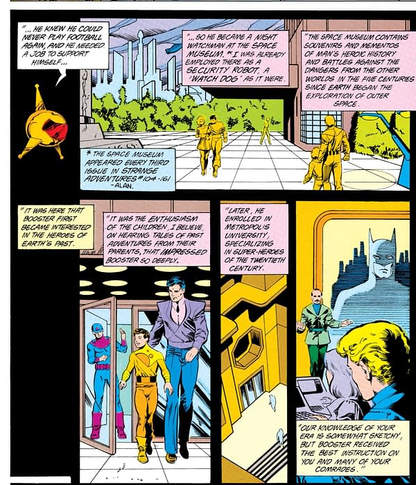 Rose/Thorn is Now to Totally to Blame for Booster Gold in Legion Of Super-Heroes: MIllennium #2 (SPOILERS)