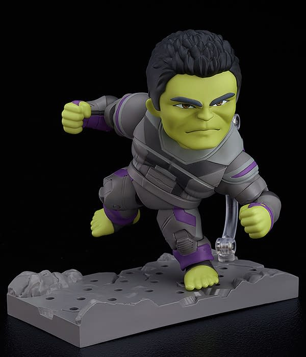 Hulk Avengers: Endgame Nendoroid from Good Smile Company