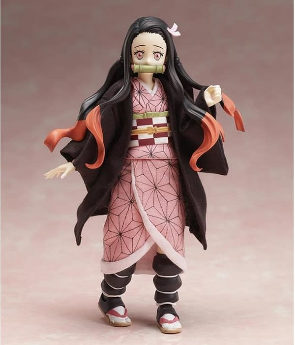 Demon Slayer Nezuko Kamado Gets 1/12 Scale Figure from Aniplex