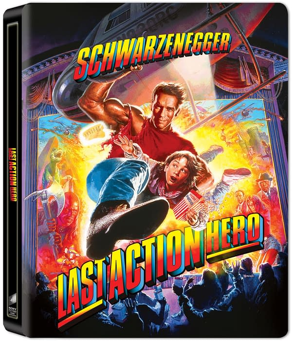 Finally, Last Action Hero Is Coming To 4K Blu-ray On May 18th