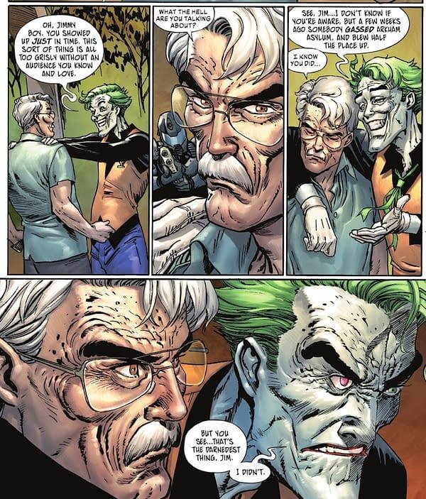 The Joker - Not Responsible For Killing Bane After All (Joker Spoilers)