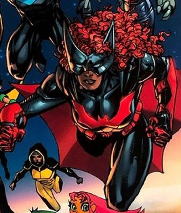 Did Jim Lee Just Give Us Our First Look at Javicia Leslie's Batwoman?