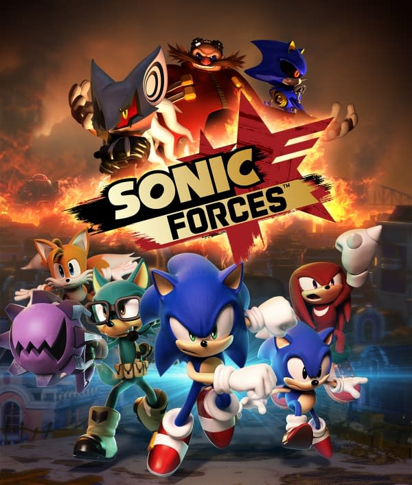 'Sonic Forces', 'DOOM', & 'Mario Party' In Video Game Releases: November 7-13