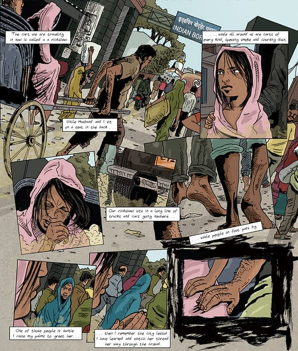 Two New Examples Of Modern Comic Book Journalism