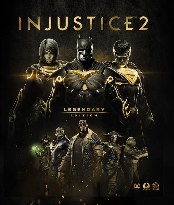 We Finally Get Details To Injustice 2 Legendary Edition