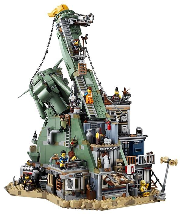 LEGO Unveils Huge LEGO Movie 2 Welcome to Apocalypseburg Set