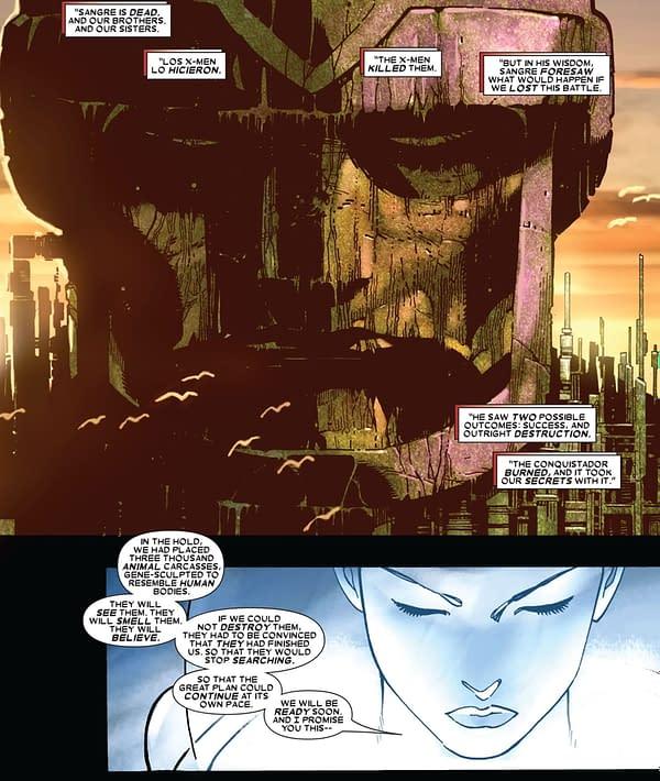 The Children Of The Vault Return In Today's X-Men #5
