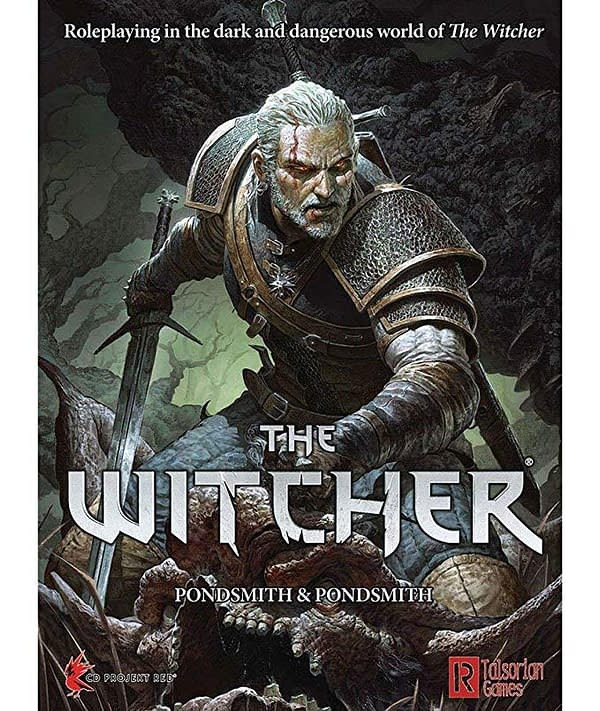 The Witcher Tabletop RPG is Getting a Free to Play Easymode in June