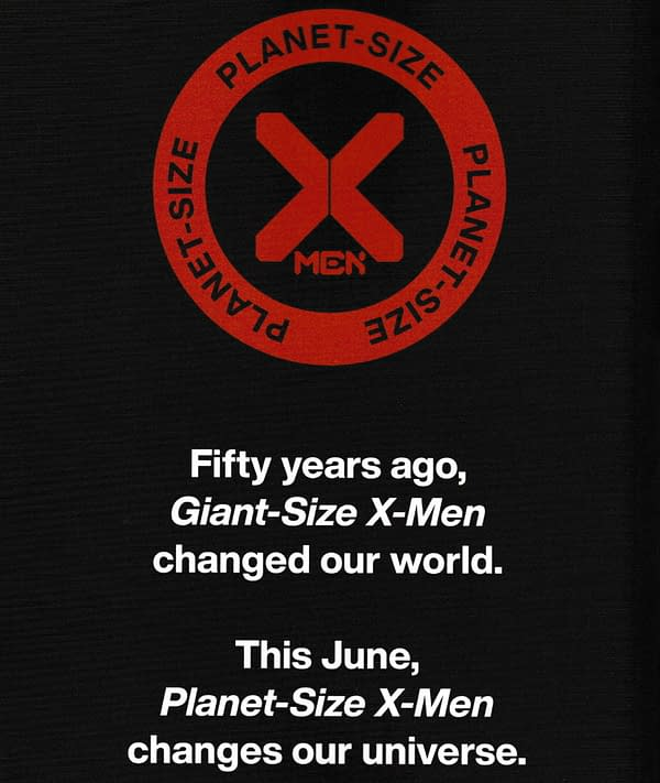 Planet-Sized X-Men Will Change The Marvel Universe