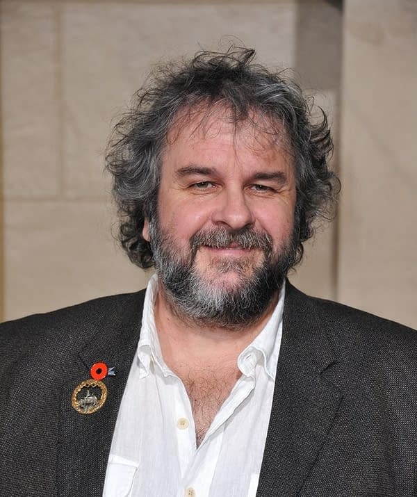 Peter Jackson is NOT Part of Amazon Studios' LotR TV Series, Nor That DCEU Film