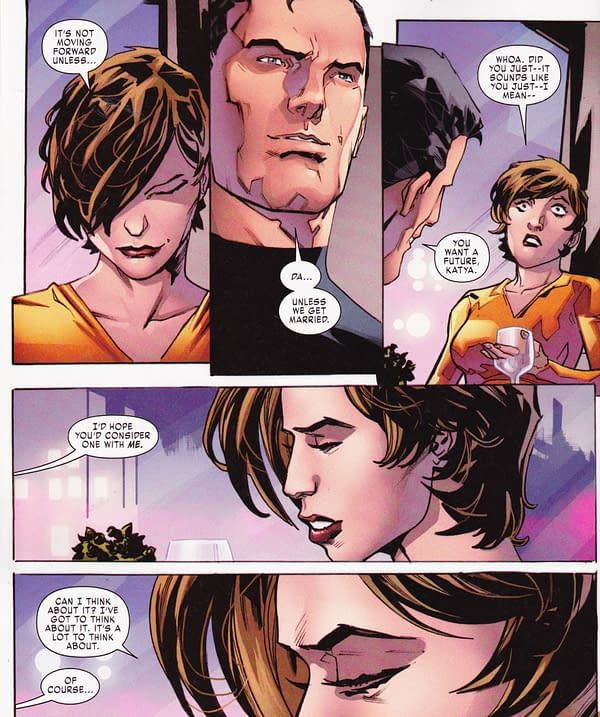 Now You Get to See Kitty Pryde's Wedding Dress as Well