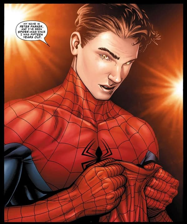 Peter Parker is in His Mid-Twenties, Official, According to Mary Jane