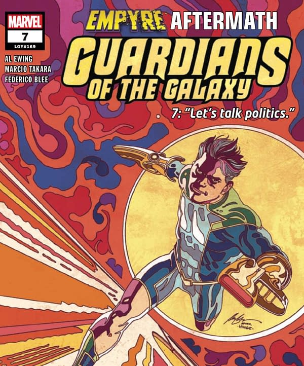 Guardians Of The Galaxy #7 Review: Lots To Like