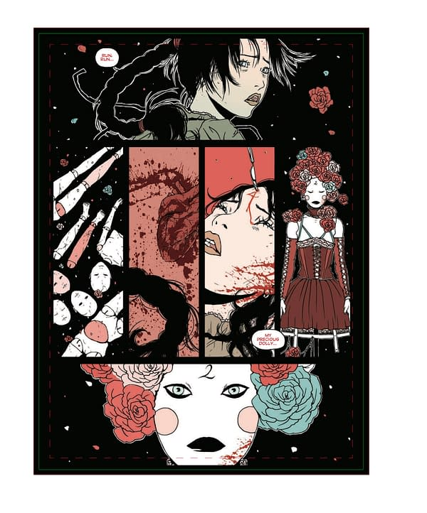 ABLAZE Launches Two New Comics by Maria Llovet