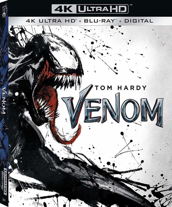 Sony Reimagines 'Venom' as RomCom in Trailer for Home Release