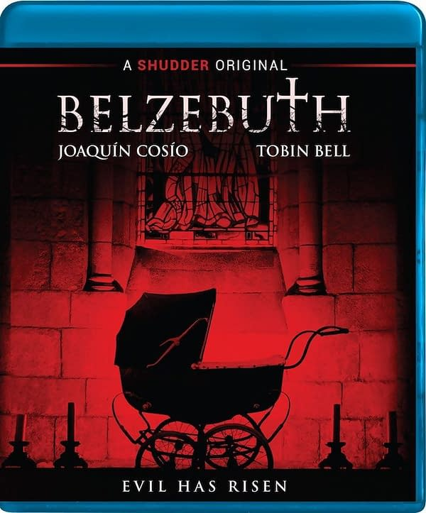 Belzebuth Hits Blu-ray On July 7th, Two Days After Shudder