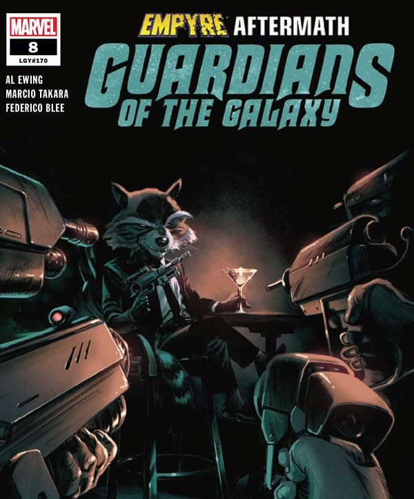 Guardians Of The Galaxy #8 Review: This Issue Has Everything