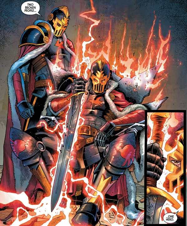 Black Knight #5 Booms On eBay