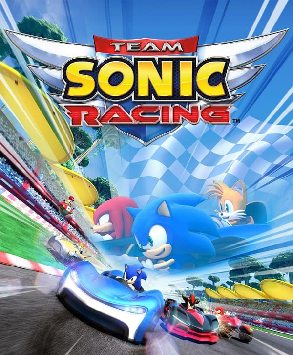 Sonic the Hedgehog Returns with Team Sonic Racing