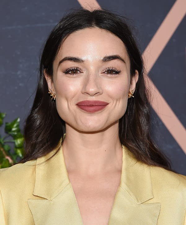 Gotham's Crystal Reed Joins DC Universe's 'Swamp Thing' as Dr. Abby Arcane