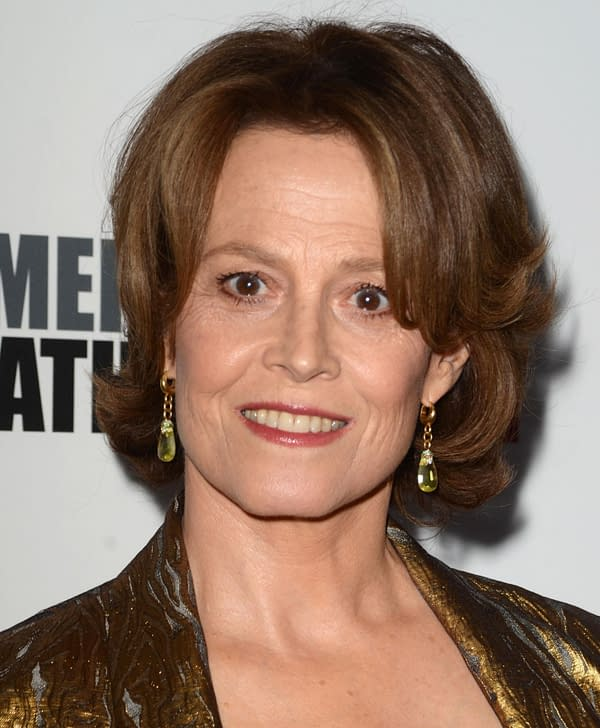 LOS ANGELES - OCT 14: Sigourney Weaver at the 2016 American Cinematheque Awards at Beverly Hilton Hotel on October 14, 2016 in Beverly Hills, CA (Image: Kathy Hutchins / Shutterstock.com)
