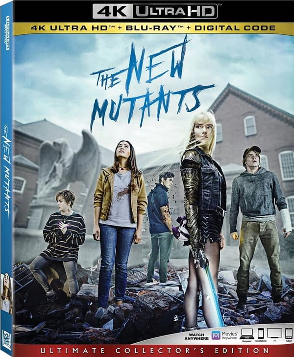 New Mutants Hits Blu-ray On November 17th, Includes Deleted Scenes