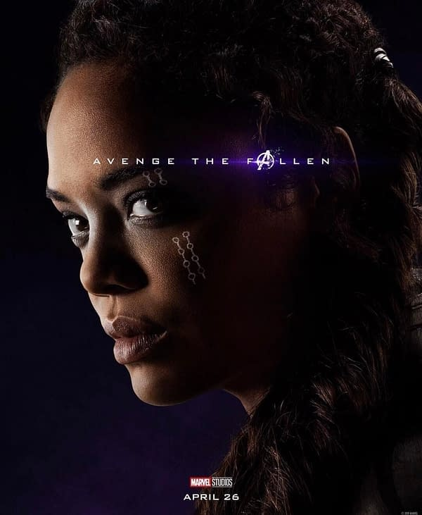 Tessa Thompson Talks 'Thor 4', Marvel-ous Female Connections, 'Endgame' Valkyrie
