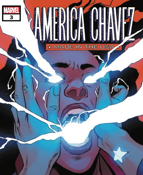 America Chavez Made In The U.S.A. #3 Review: Disappointing